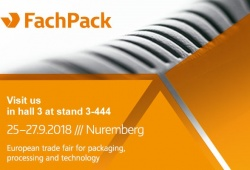 TRIM&PERF con GRIPPER al FACHPACK a Norimberga dal 25 al 27 Settembre