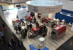 The Made in Italy technology SCS on the world stage for Drupa.