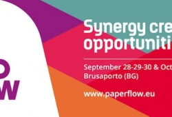PAPER FLOW - Productive synergy is guaranteed! September 28-29-30 and October 5-6-7
