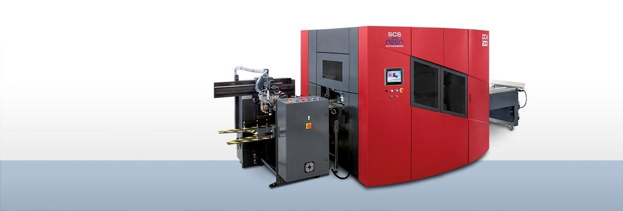 DCH 200 Fustellatrice automatica