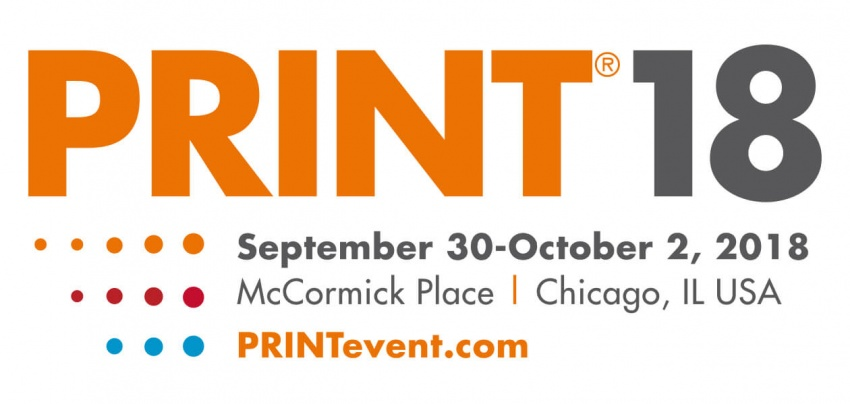 TRIM&PERF at PRINT18 Chicago from September 30 to October 2